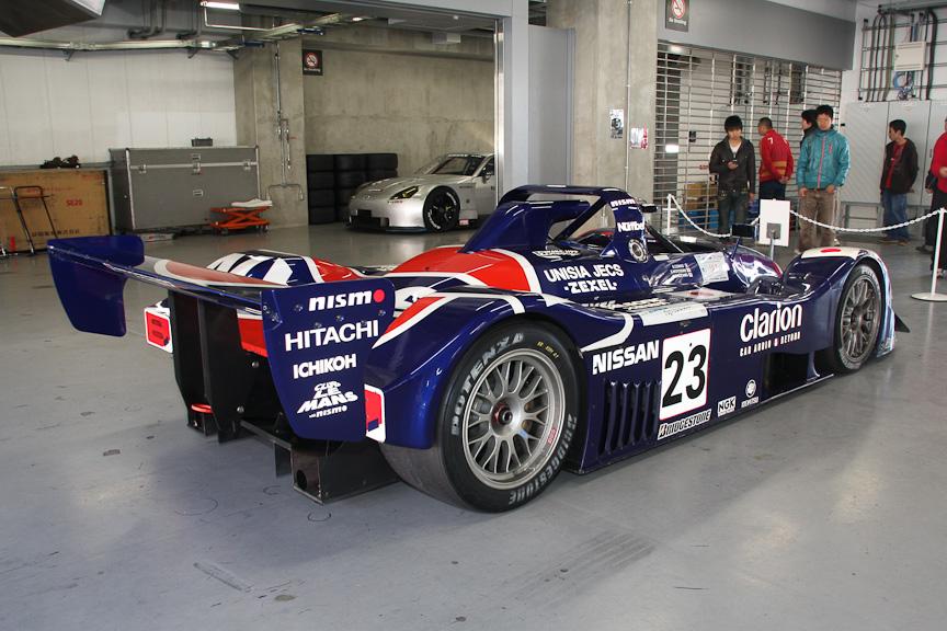 日産・R391 - Nissan R391