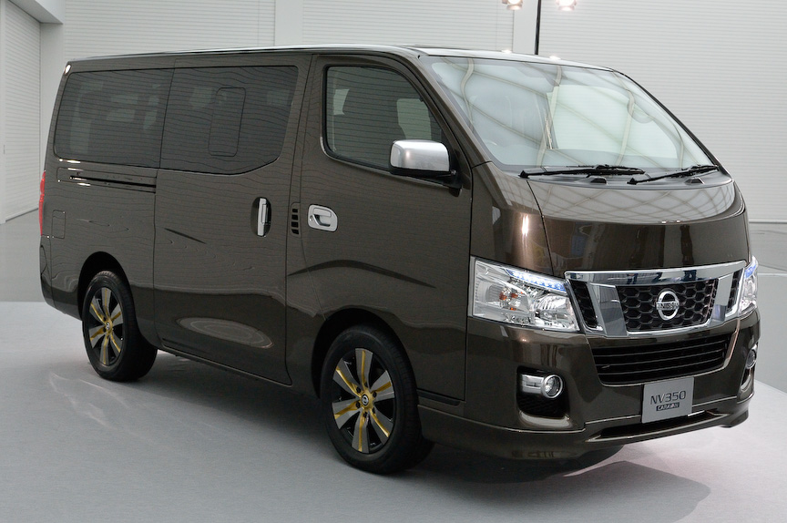 Nissan Nv350 Review 2017 2018 Best Cars Reviews