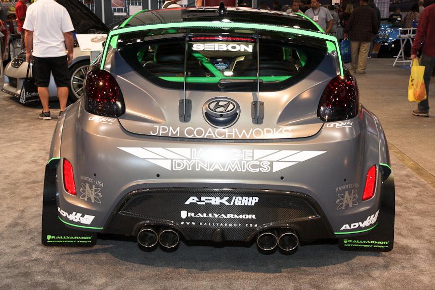 韓国に国内最大級の生産設備を持つ「ARK Performance」が製作...  韓国に国内最大