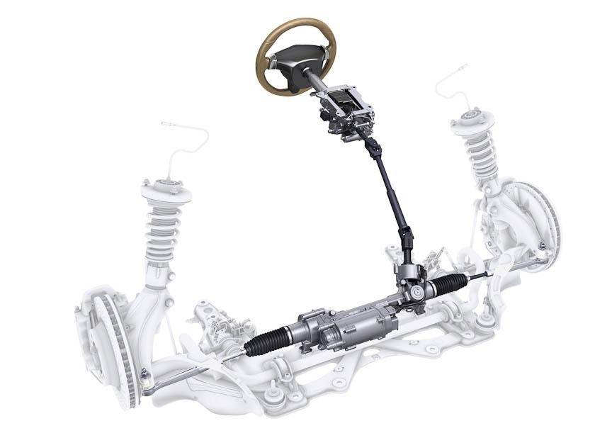new holland power steering pump diagram