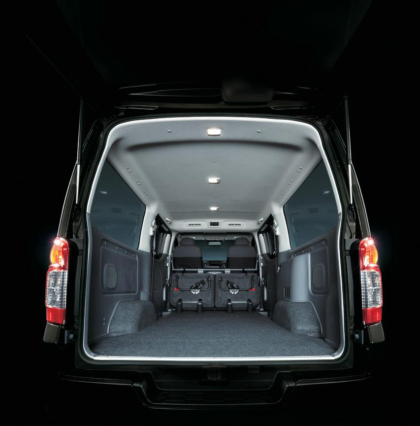 Re: 2012 Nissan Urvan/Caravan/NV350