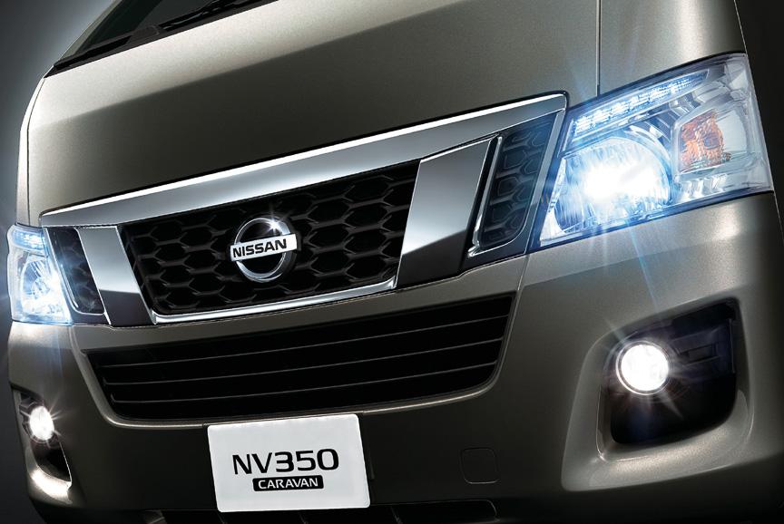 Nissan Urvan 2013 Interior