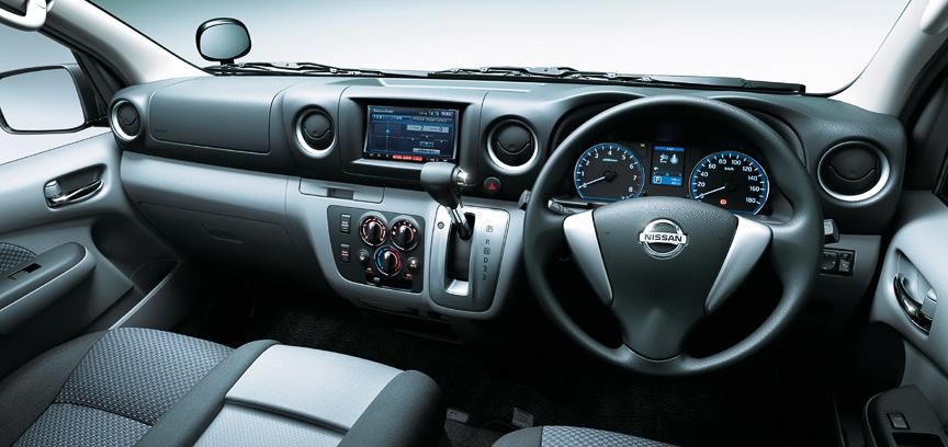 2012 Nissan Urvan Caravan Nv350