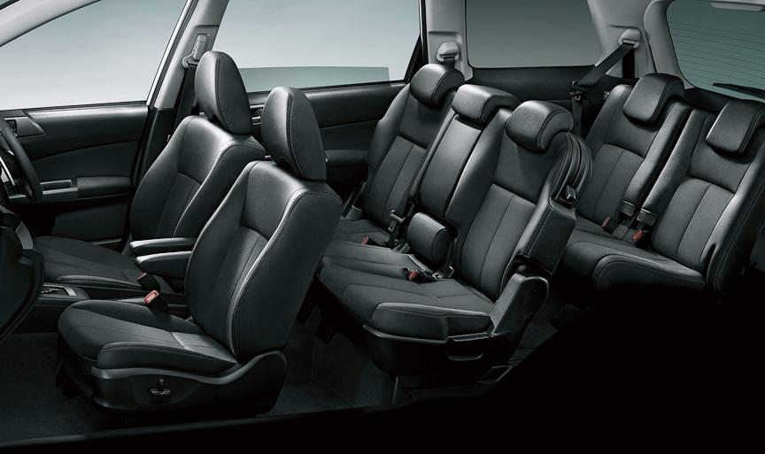 2012 Subaru Exiga 20 STI TS