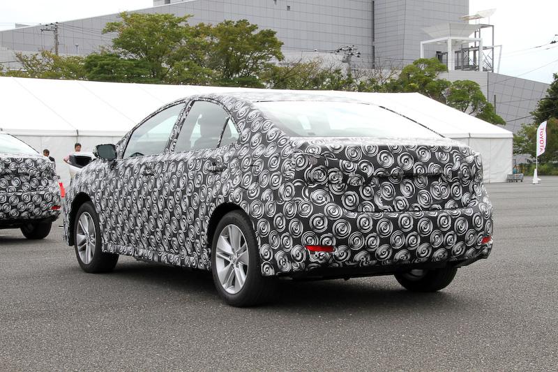 2015 - [Toyota] FCV / Mirai 89