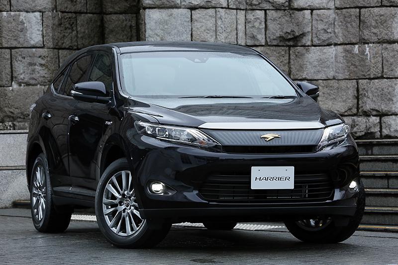 【画像あり】 トヨタ、新型ハリアーを公開
