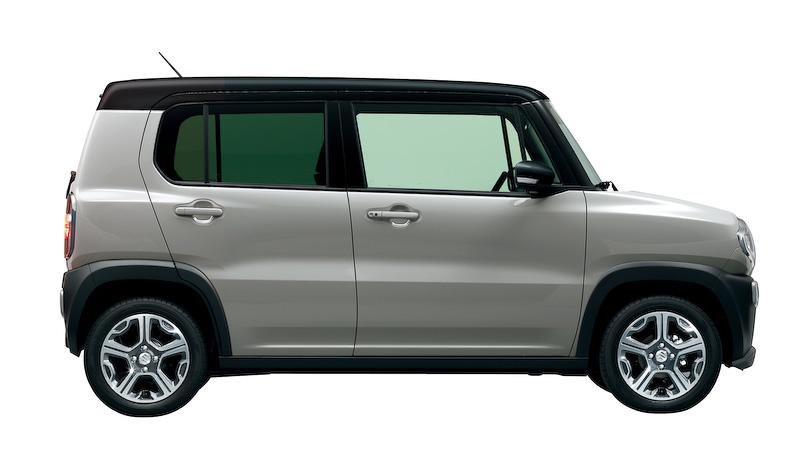 2014 - [Mazda/Suzuki] Flair Crossover / Hustler 21