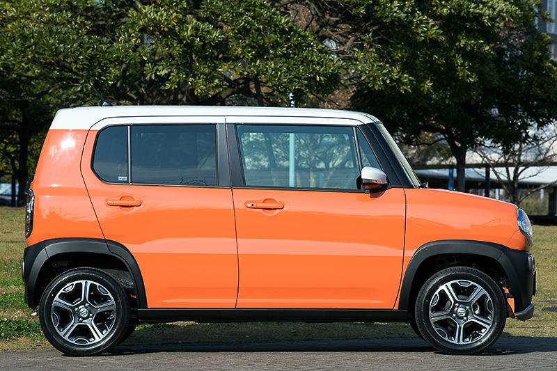 2014 - [Mazda/Suzuki] Flair Crossover / Hustler HUSLER_010