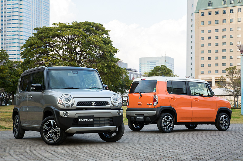 2014 - [Mazda/Suzuki] Flair Crossover / Hustler HUSLER_066