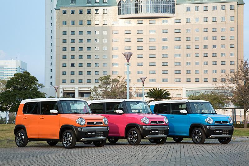 2014 - [Mazda/Suzuki] Flair Crossover / Hustler HUSLER_097