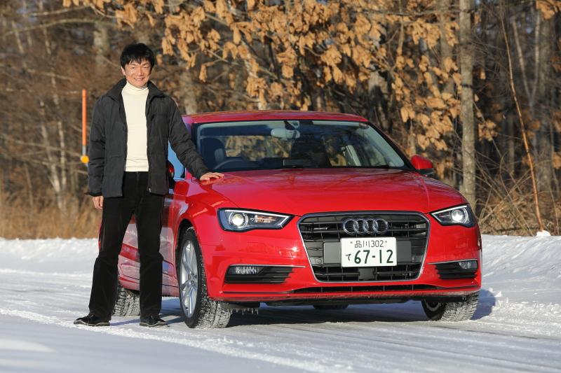 アウディ : アウディ s3 セダン スペック : car.watch.impress.co.jp