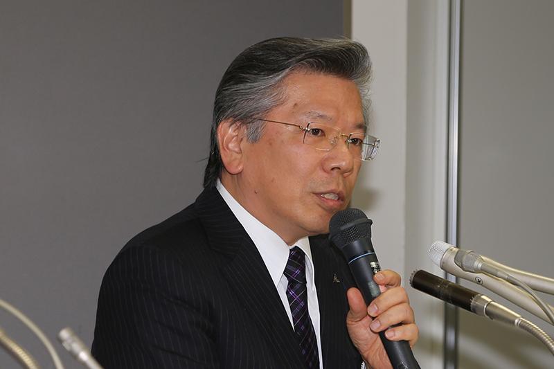 画像]三菱自動車、6月から社長に就任する相川哲郎氏が会見 / 初代 ...