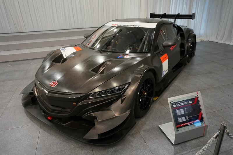 2014年のSUPER GT500シリーズを戦うNSX CONCEPT-GT