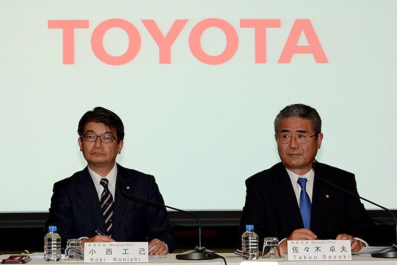 画像]トヨタ、2015年3月期 第1...