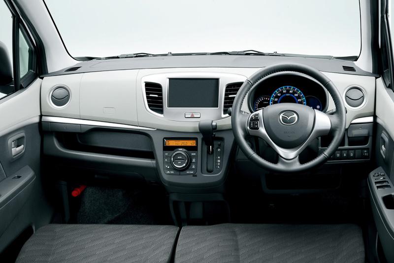 マツダの軽自動車がすごすぎ! まるでワゴンRのような超低燃費トールワゴンがさらに進化!