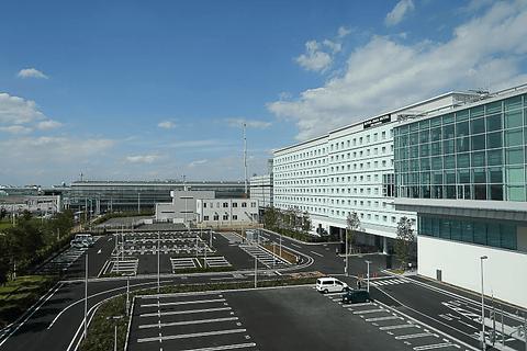 羽田空港国際線ターミナルに「ロイヤルパークホテル ザ 羽田 ...