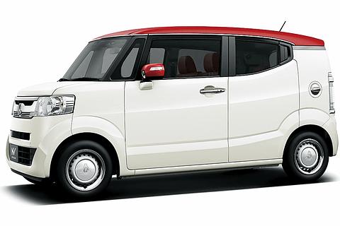 ホンダ、新型軽乗用車「N-BOX SLASH(エヌボックス スラッシュ ...