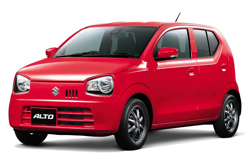 2015 - [Suzuki] Alto 01