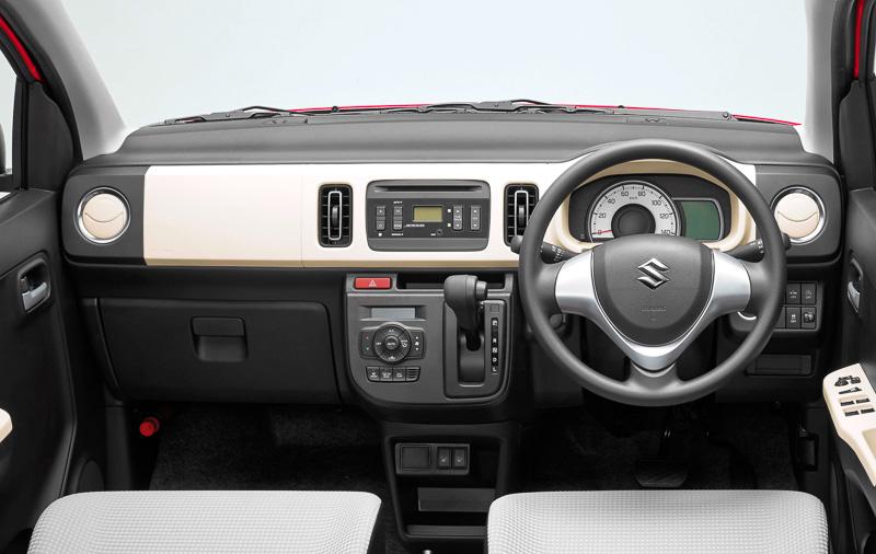 【画像あり】スズキ、新型軽自動車「アルト」を発売 なんぞこれwwwコストダウンし過ぎだろwww