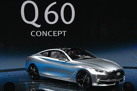 Q50 クーペ >> 【2015デトロイトショー】インフィニティ、次期「スカイライン ...