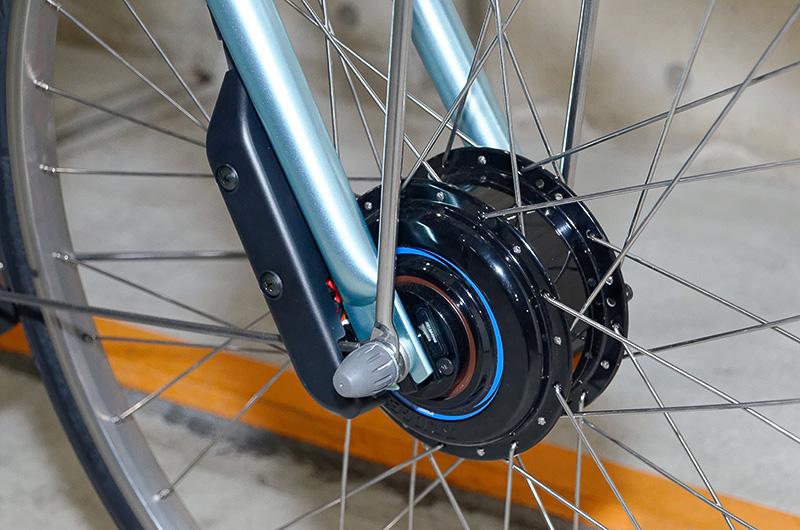 自転車の 自転車 前輪駆動 : 両輪駆動の電動アシスト自転車 ...
