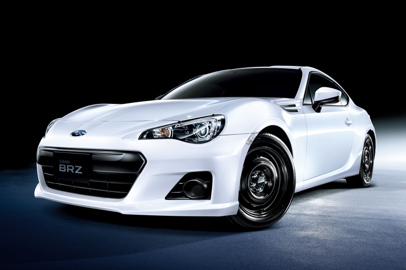 BRZ R Customize Package
