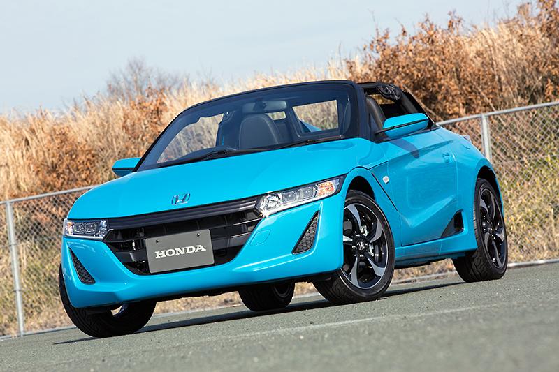 ホンダの新型軽スポーツカー「S660」 本体価格判明 205~250万円か