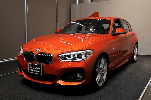 BMW bmw 1シリーズ 新型 ディーゼル : car.watch.impress.co.jp