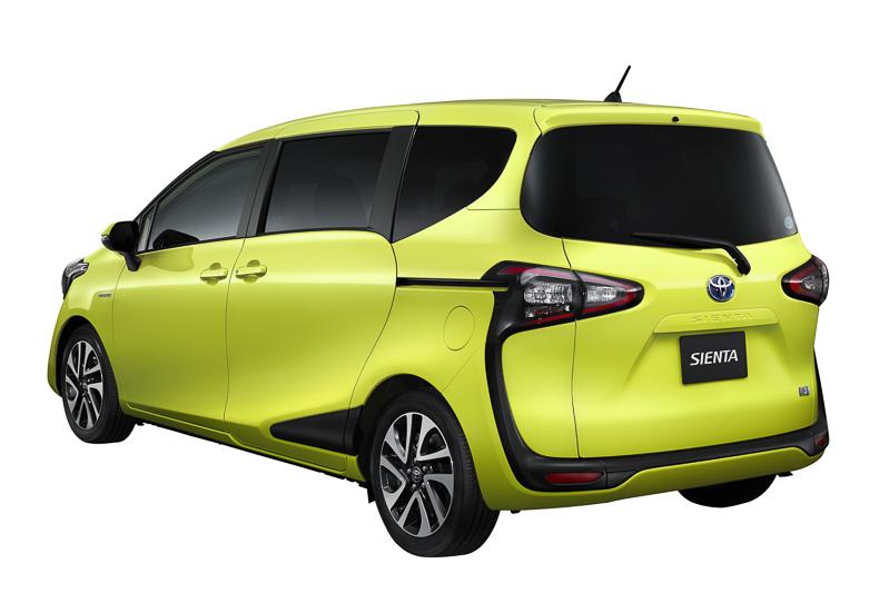 トヨタの人気小型ミニバン「シエンタ」フルモデルチェンジ ハイブリッド車も追加 たったの222万円