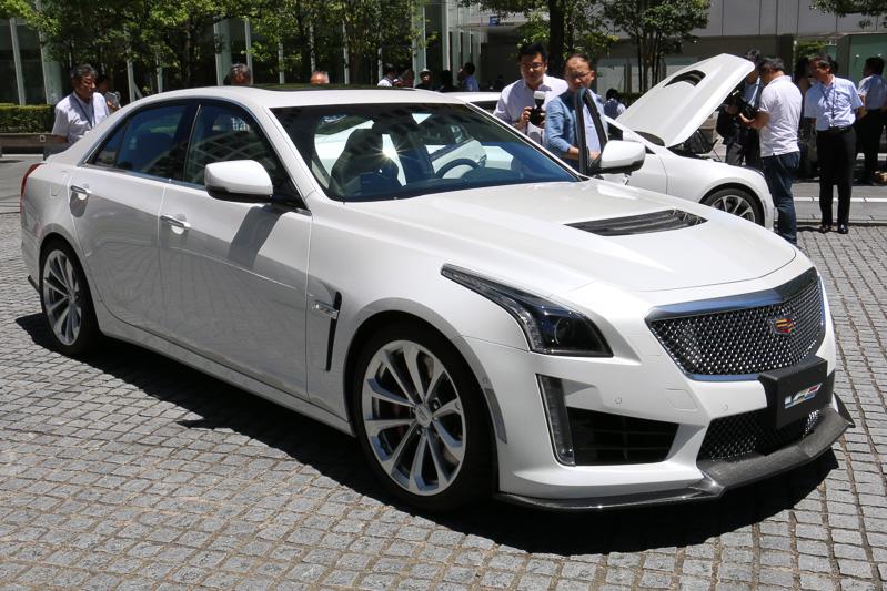 キャデラック キャデラック cts-v 新型 : car.watch.impress.co.jp