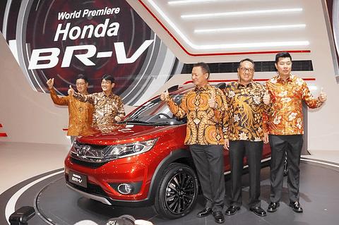 インドネシア国際モーターショー...