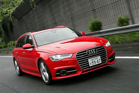 アウディ アウディ a6 評価 : car.watch.impress.co.jp