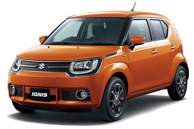 2016 - [Suzuki] Ignis 23