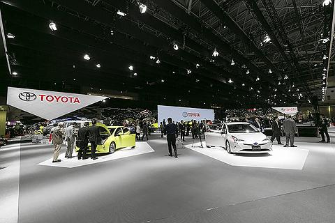 東京モーターショー2015】トヨタが提案する次世代ライトウェイト