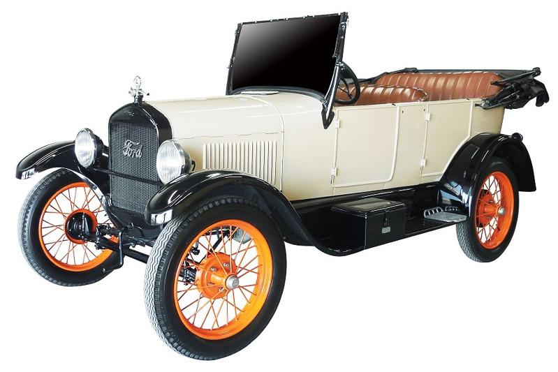フォード・モデルTの画像 p1_32