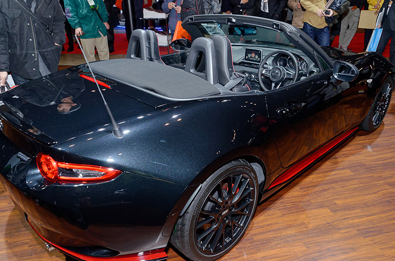 Some pictures of NDs from Tokyo Auto Salon - MX-5 Miata Forum