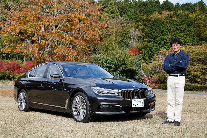 BMW・7シリーズの画像 p1_37