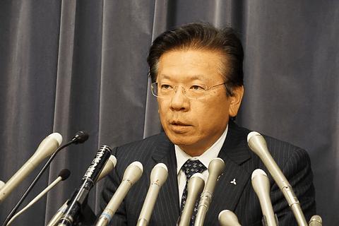 三菱自動車、相川哲郎社長が辞任 - Car Watch