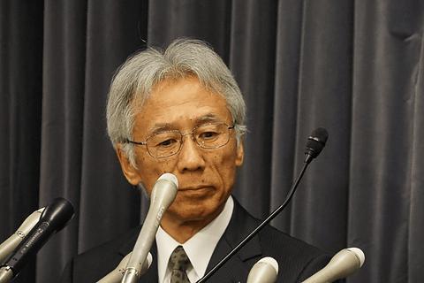 三菱自動車、相川哲郎社長が辞任...