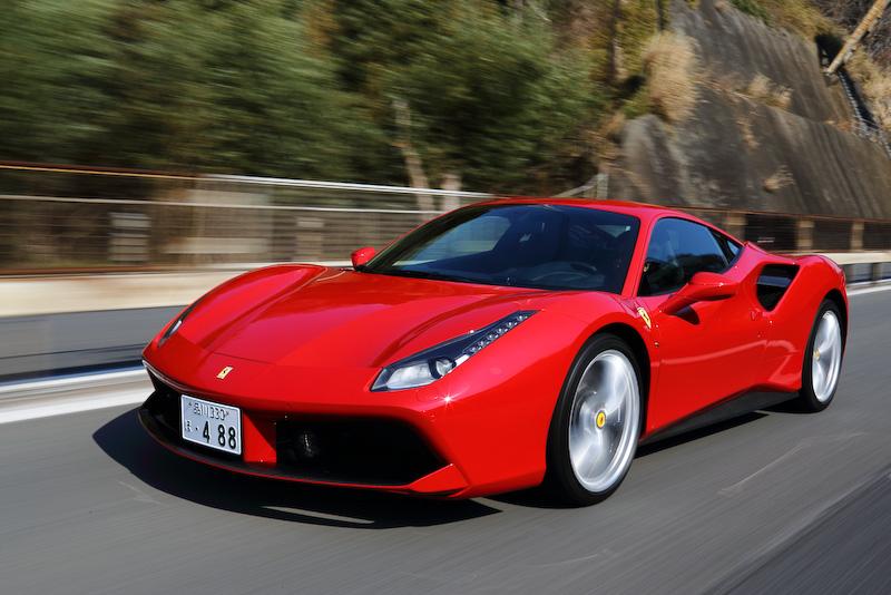 【インプレッション】フェラーリ「488 Gtb」(公道試乗) Car Watch