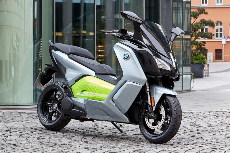 bmw motorrad 160km 129km h c evolution car watch. Black Bedroom Furniture Sets. Home Design Ideas
