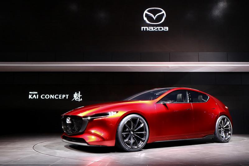 Mazda Vision Coupe >> 【東京モーターショー2017】マツダの構造改革は第2ステージへ。次世代商品群の先駆け「魁 CONCEPT」、魂動
