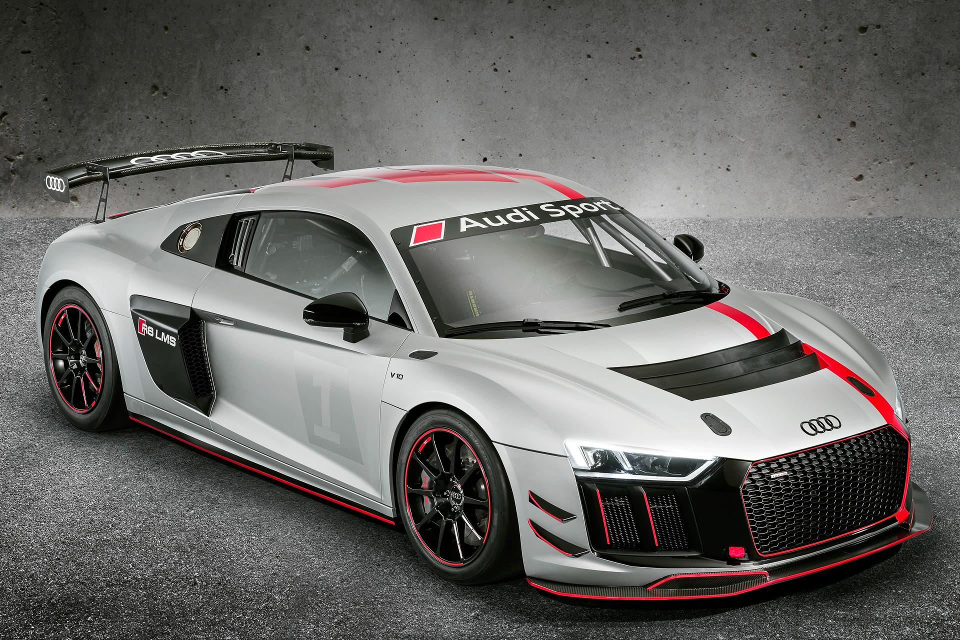 アウディ、2989万円で「R8 LMS GT4」発売。GT4カテゴリーのレーシングカー