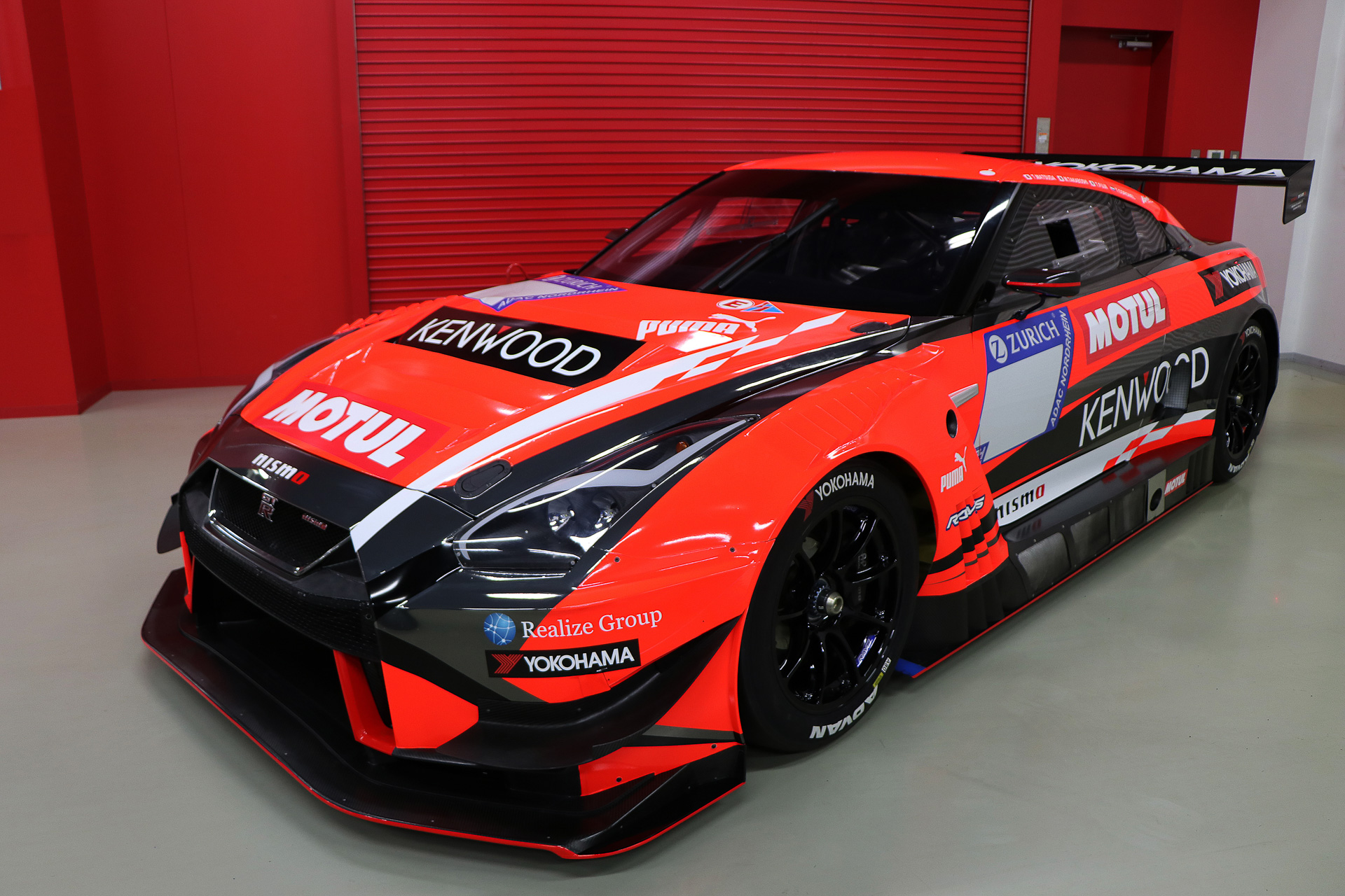 日産、「ニュルブルクリンク24時間耐久レース」「SUPER GT」に参戦するKONDO RACINGをサポート ...