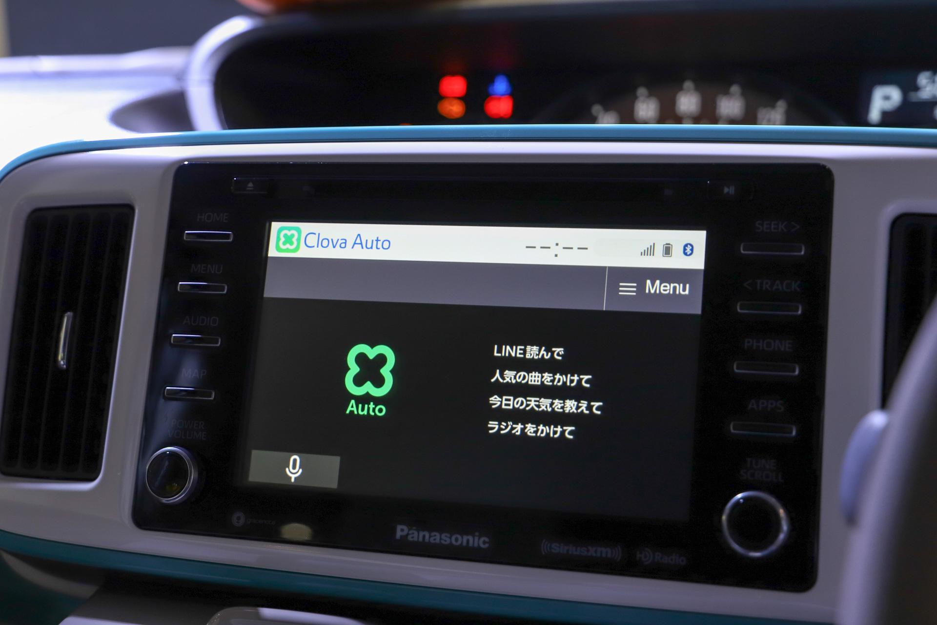 【CEATEC JAPAN 2018】トヨタブースで「Clova Auto」に話しかけてみた