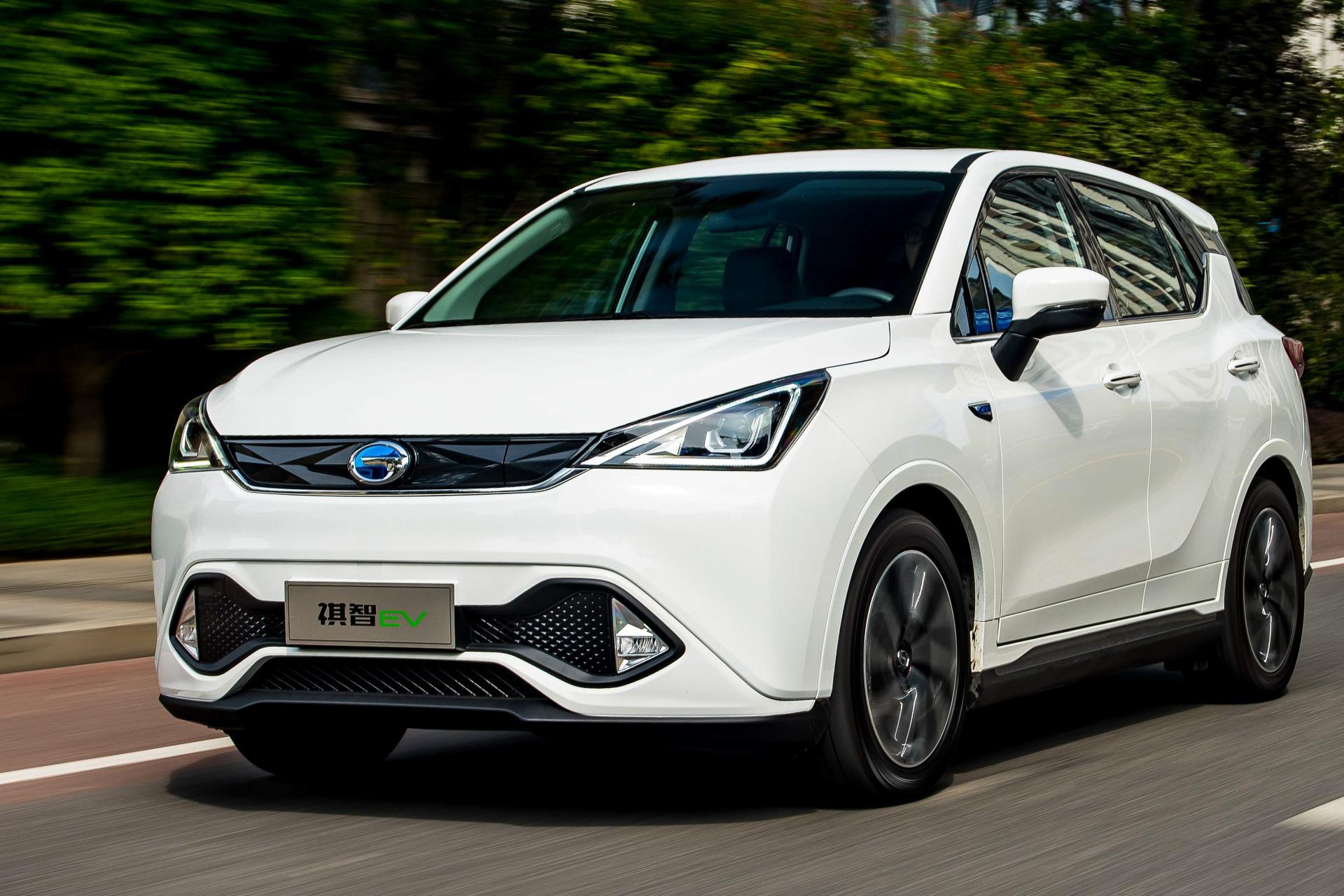 三菱自動車の中国合弁会社 広汽三菱が新型EV「祺智EV」生産開始。航続距離410kmのSUV