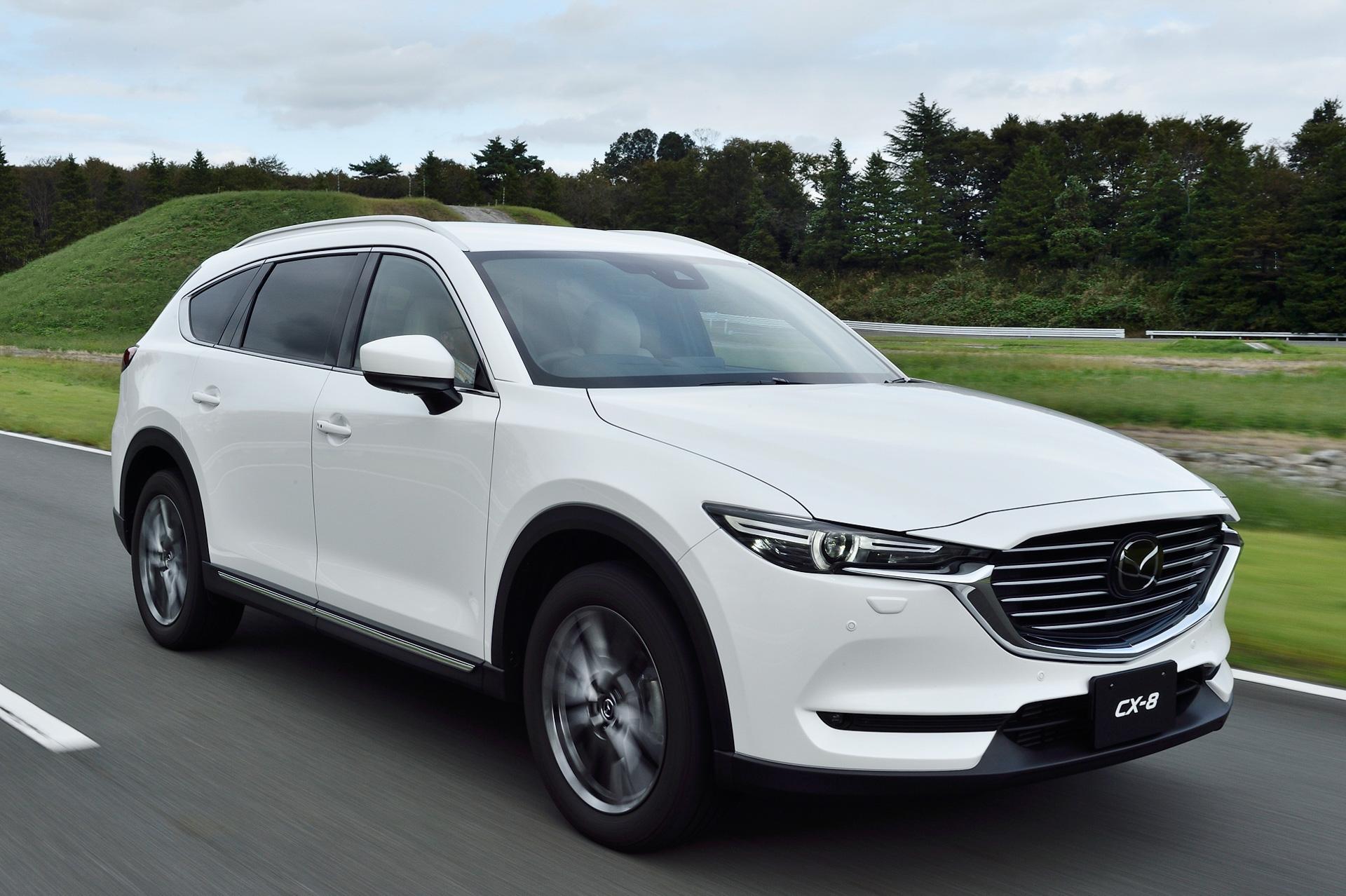 What Is Skyactiv Mazda >> 【試乗インプレ】マツダ「CX-8」商品改良。ガソリンモデル「SKYACTIV-G 2.5T」「SKYACTIV-G ...