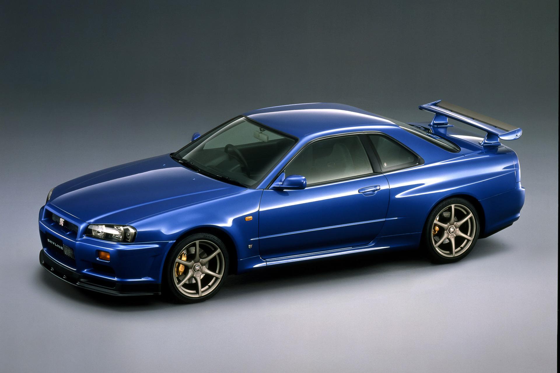 日産、スカイライン GT-R用「NISMOヘリテージパーツ」をR33型、R34型にも拡大