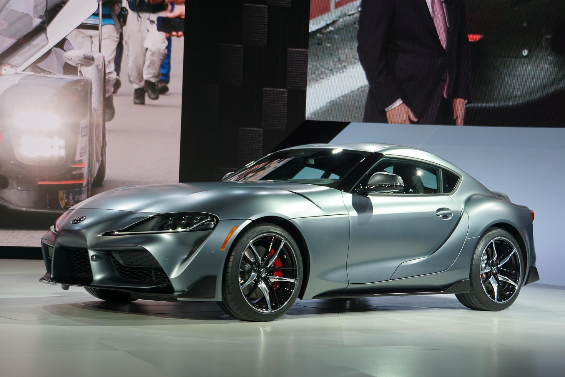 【デトロイトショー 2019】トヨタ、新型「スープラ」の米国価格は3.0リッター直6モデルが4万9990ドル(約540万円)から