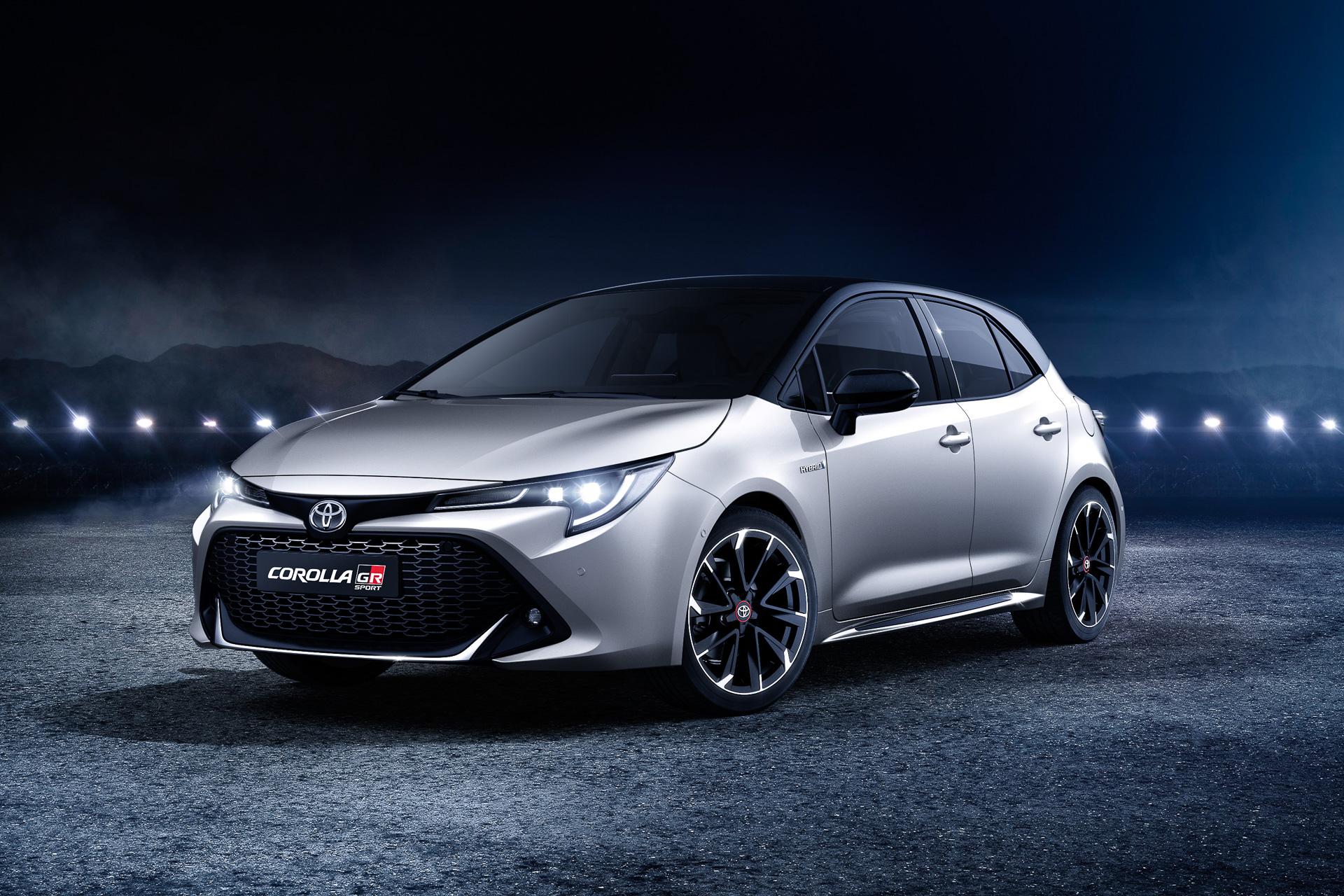 トヨタ、ジュネーブショー 2019で「カローラ Gr Sport」「カローラ Trek」世界初公開 Car Watch